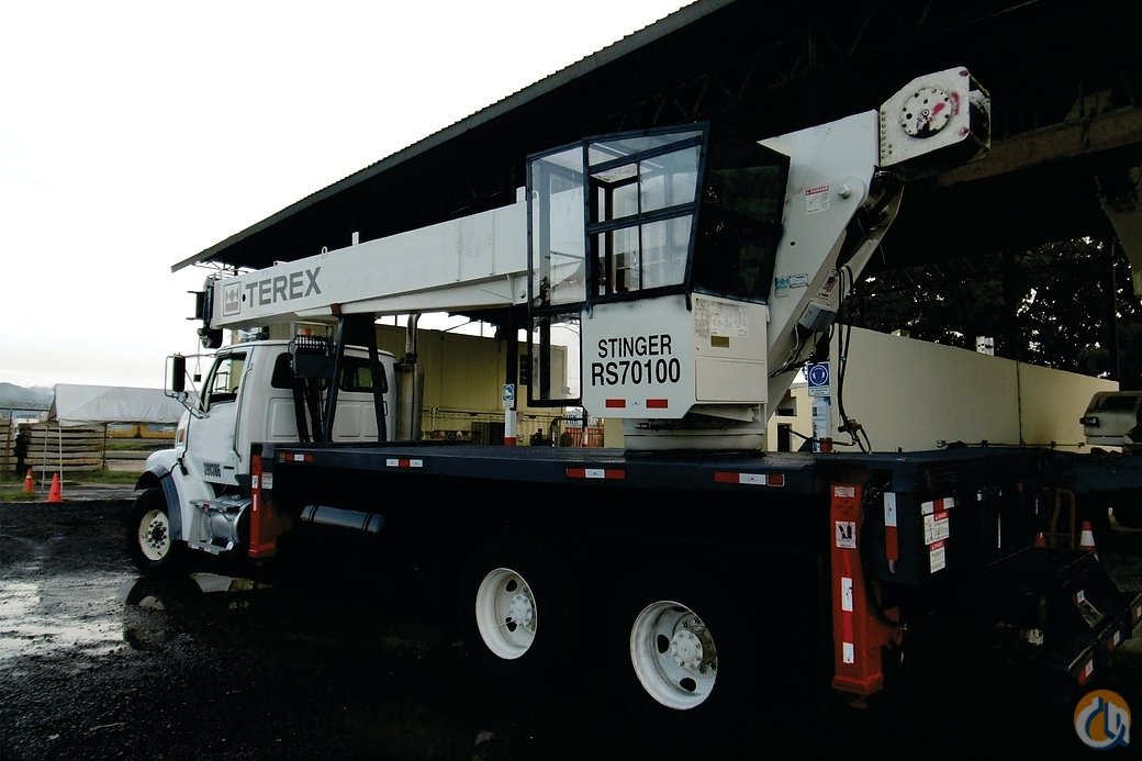2006 Terex RS70100 Crane for Sale on CraneNetwork.com