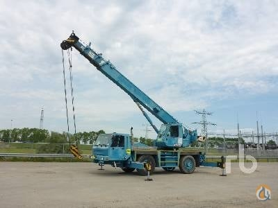 2000 PPM AT350 Crane for Sale in Zevenbergen Noord-Brabant on CraneNetworkcom