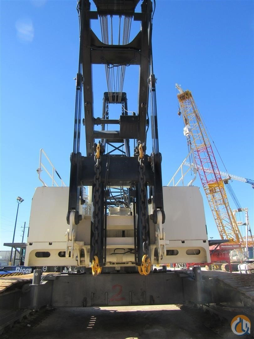 2011 TEREX HC275 Crane for Sale in Houston Texas on CraneNetwork.com