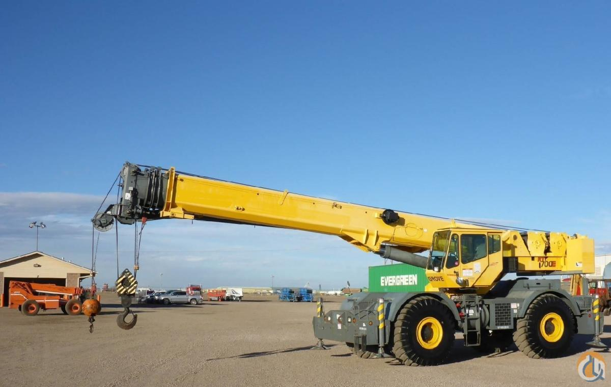 2007 GROVE RT700E Crane for Sale in Lewisville Texas on CraneNetworkcom