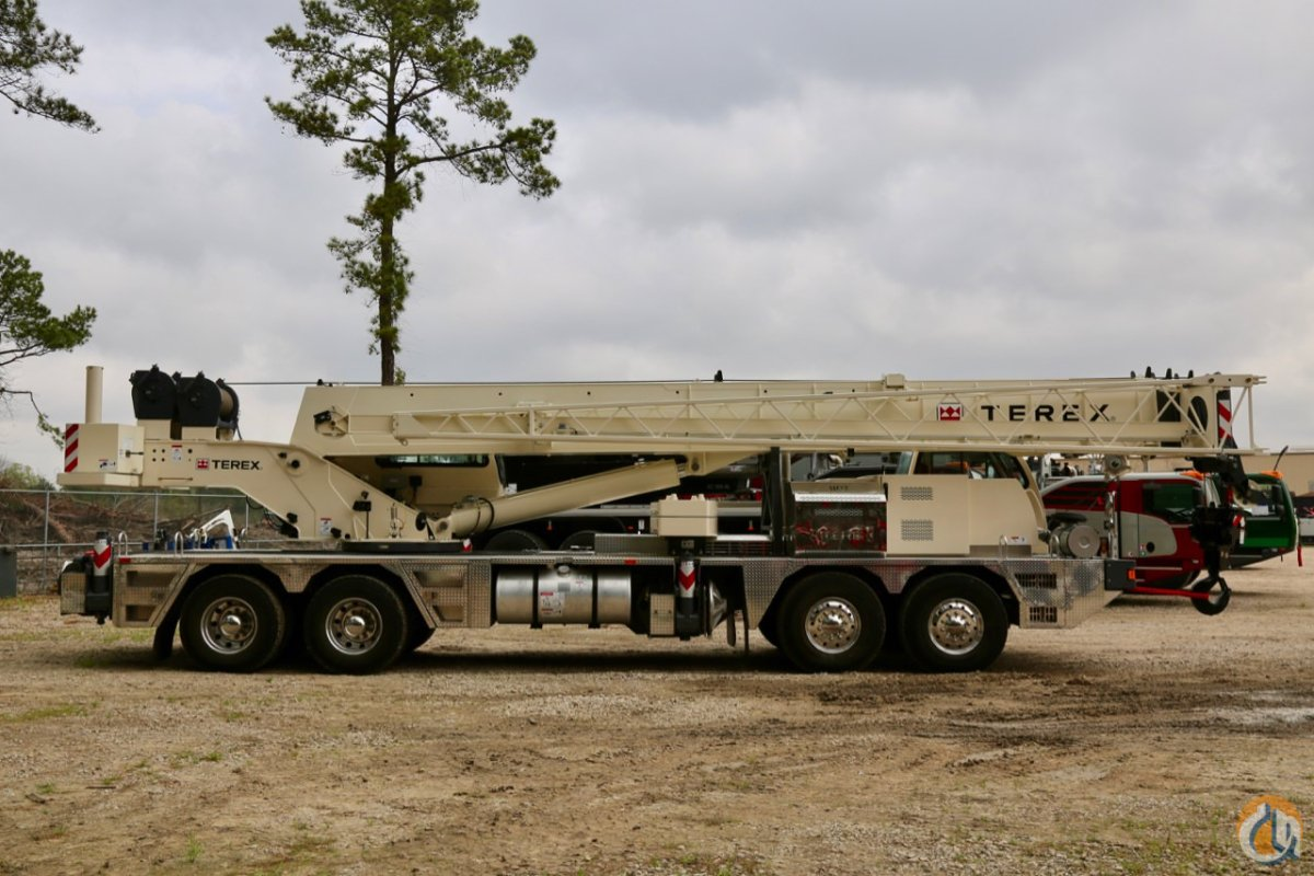 Terex T 560-1 Truck Crane Crane for Sale on CraneNetwork.com