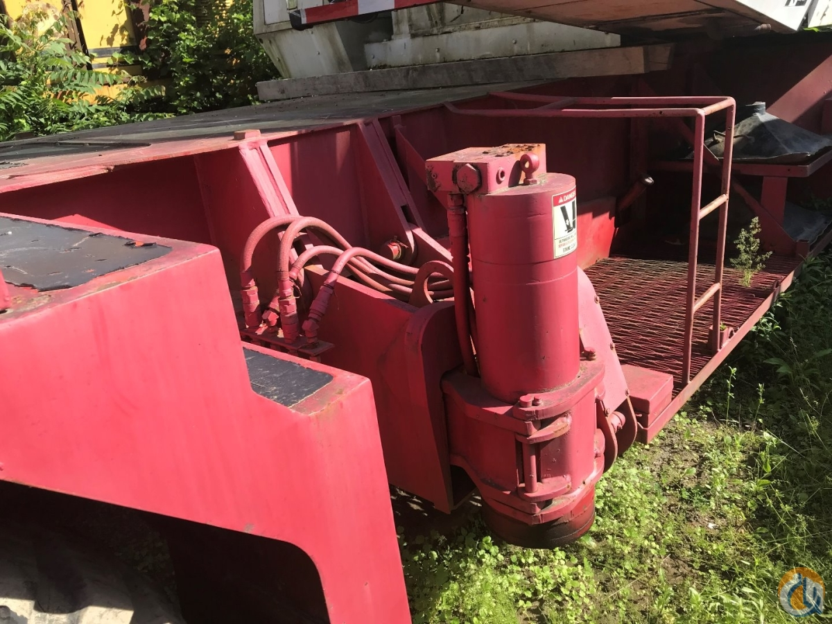 Link Belt HC 138A Crane for Sale in Albany New York on CraneNetwork.com