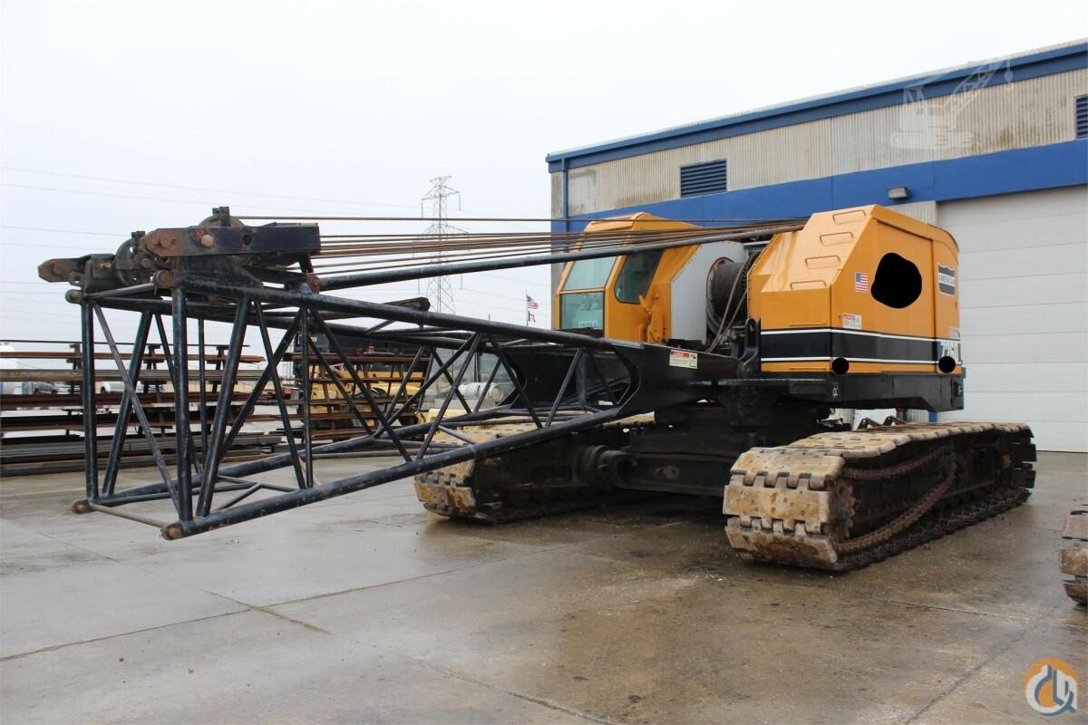 Sold 1973 American 7260 Crane For In Council Bluffs Iowa