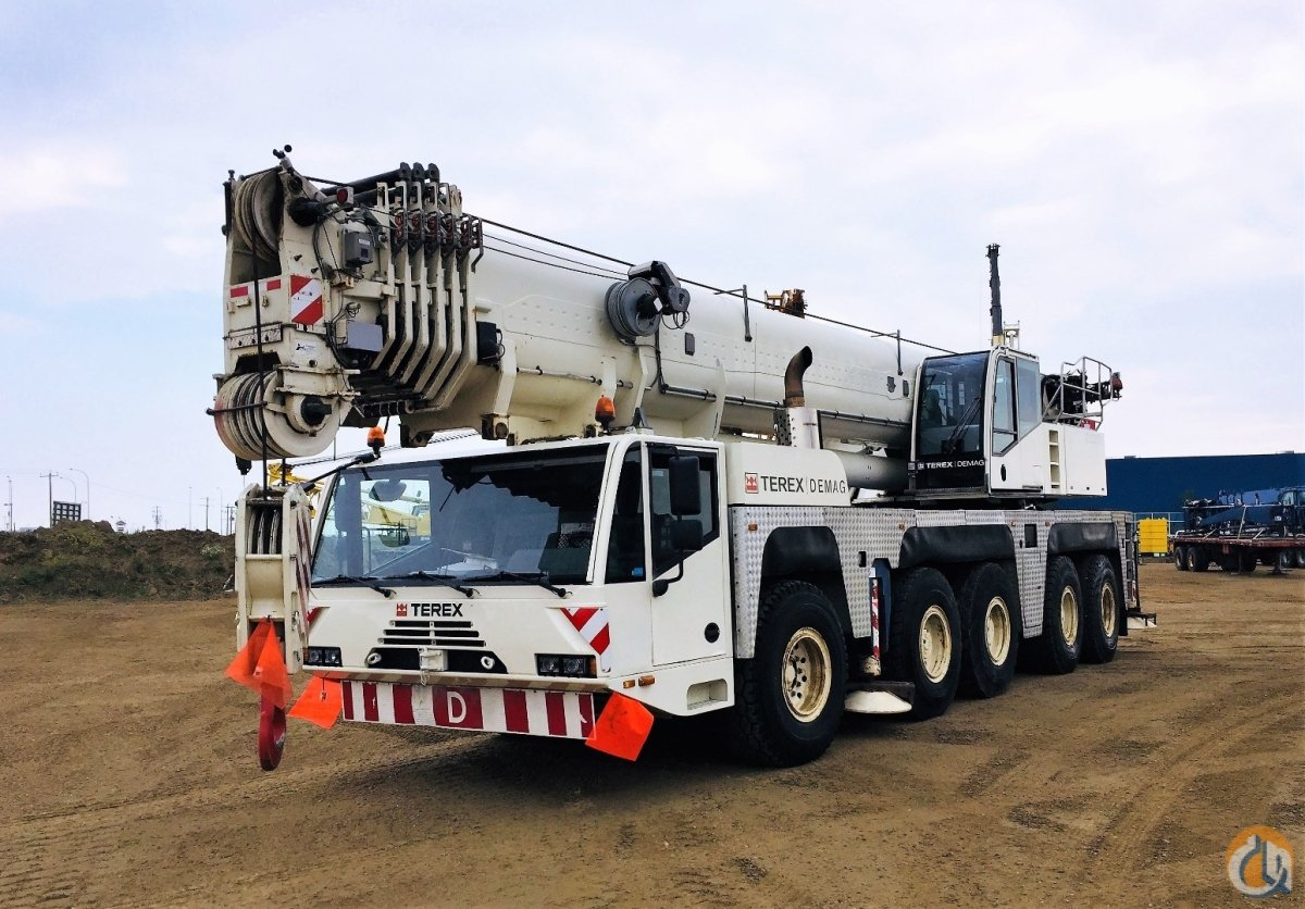 2008 Demag AC 200-1 Crane for Sale or Rent in Nisku Alberta on CraneNetwork.com
