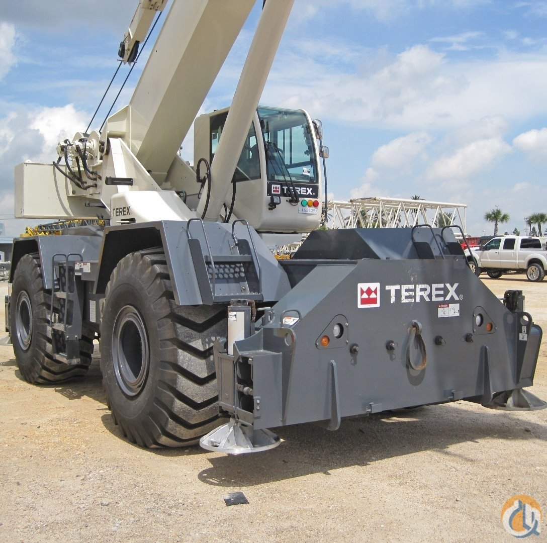 2016 TEREX RT780 Only 460 Hours Crane for Sale or Rent in Houston Texas on CraneNetwork.com