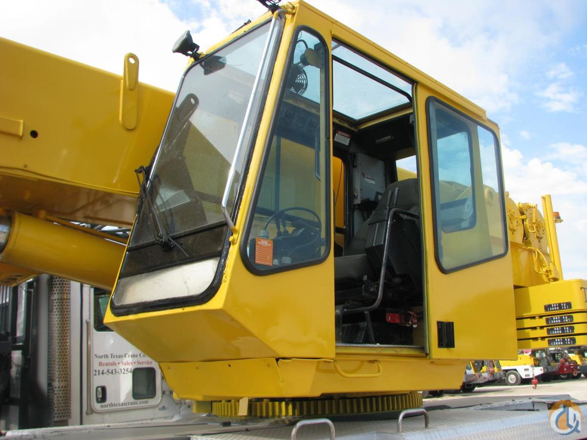 2000 GROVE TMS540 Crane for Sale in Lewisville Texas on CraneNetwork.com