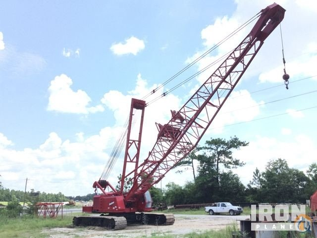 Sold 2000 unverified Manitowoc 888 Series II Lattice-Boom Crawler Crane Crane for  in Gulfport Mississippi on CraneNetwork.com