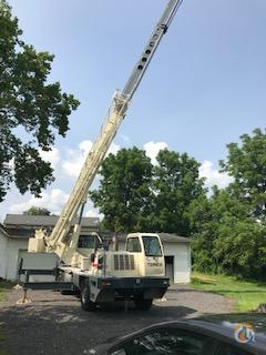 Sold 2005 Terex T340 Crane for  on CraneNetwork.com