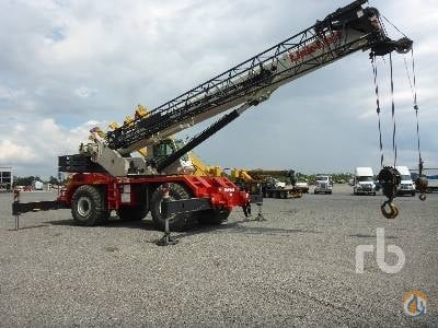 2009 LINK-BELT RTC8090 Crane for Sale in Humble Texas on CraneNetworkcom