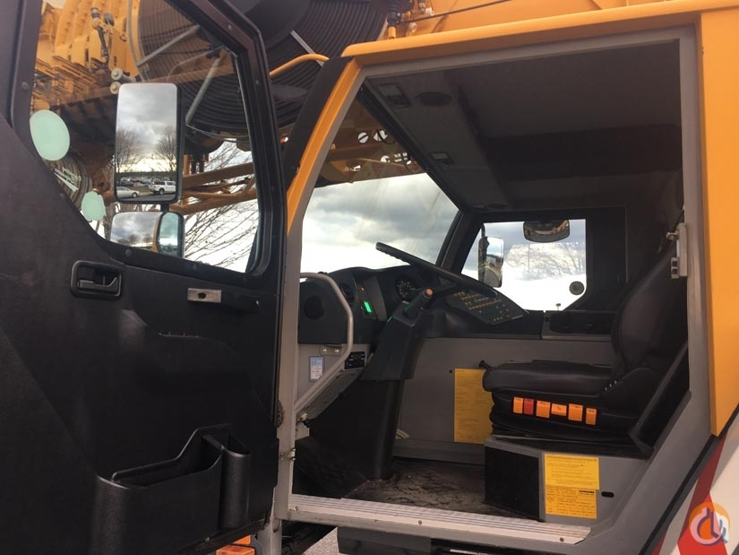 2008 LIEBHERR LTM1095.5.1 Crane for Sale on CraneNetwork.com