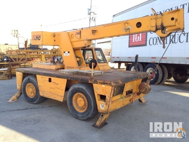 Sold 1990 Broderson IC-80-2D Carry Deck Crane Crane for  on CraneNetwork.com