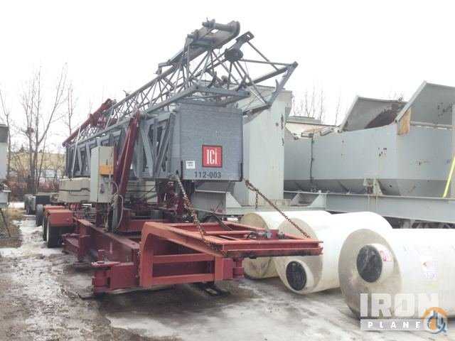Sold 2000 Konig K28S Mobile Tower Crane Crane for  on CraneNetwork.com