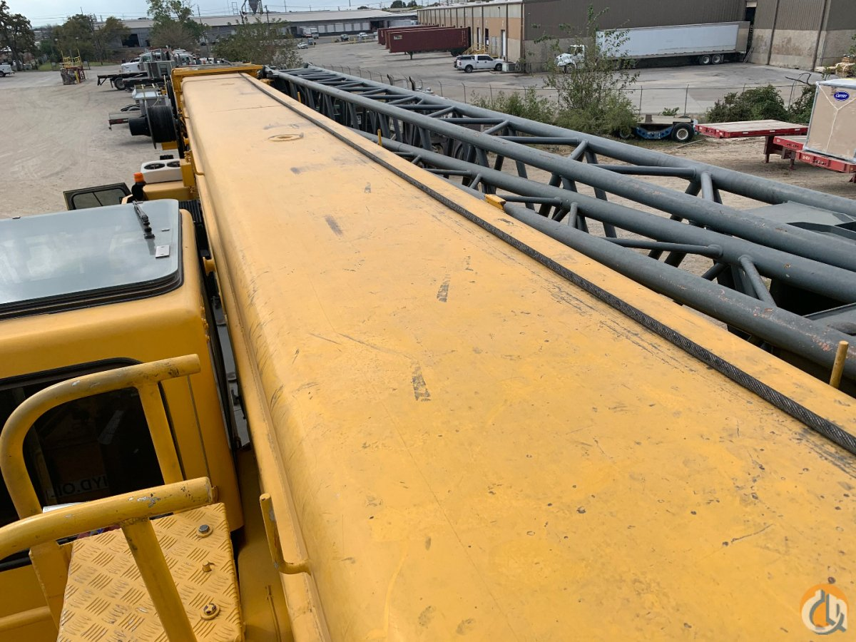2003 GROVE GMK5240 ALL TERRAIN Crane for Sale in Dallas Texas on CraneNetwork.com