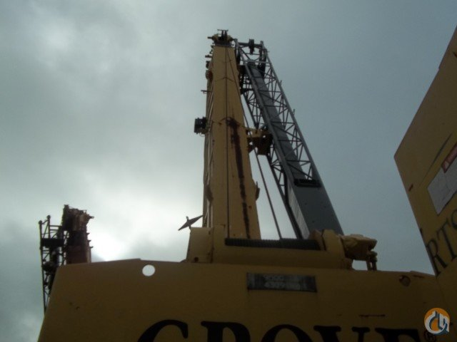 Sold 1997 Grove RT855B Rough Terrain Crane Crane for  in Baton Rouge Louisiana on CraneNetwork.com