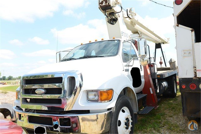 Sold 2007 TEREX BT3063 MOUNTED ON 2007 FORD F750 Crane for  in Norwalk Iowa on CraneNetwork.com