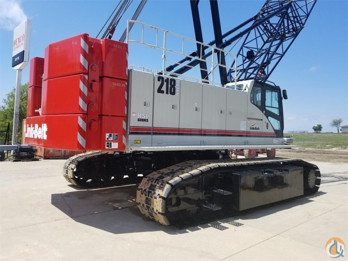 2019 Link-Belt 218 HSL Crane for Sale or Rent in Des Moines Iowa on CraneNetwork.com