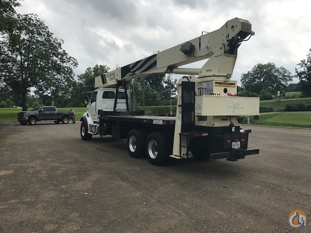 Sold 2005 Sterling LT9500 National 9125A 26 ton Boom Truck 125 Boom Crane for  in Jasper Georgia on CraneNetwork.com