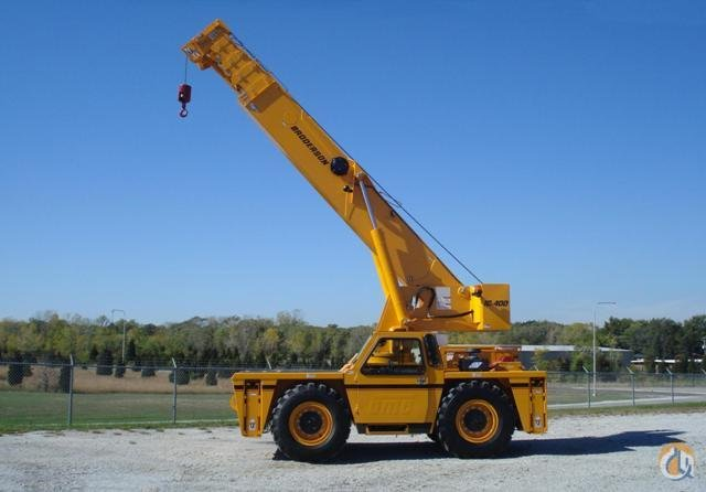 2017 BRODERSON IC-400-3A Crane for Sale on CraneNetwork.com