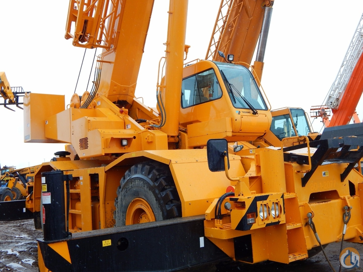 2008 Tadano GR-8000XL Crane for Sale on CraneNetworkcom
