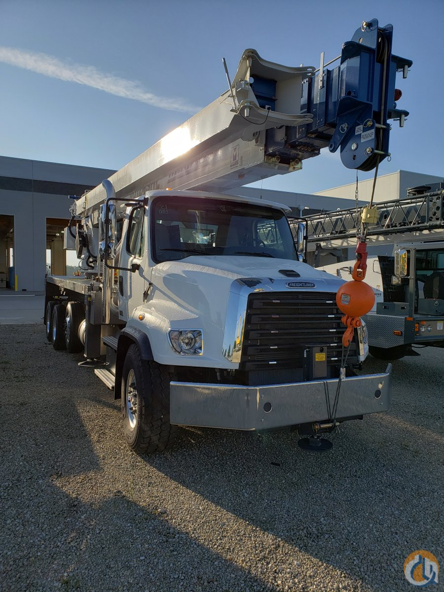 2021 MANITEX 40124SHL Crane for Sale in St. Augustine Florida on CraneNetwork.com
