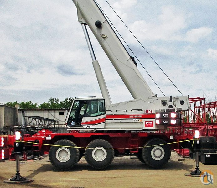 Link-Belt RTC-80100II For Sale Crane for Sale in Milwaukee Wisconsin on CraneNetworkcom