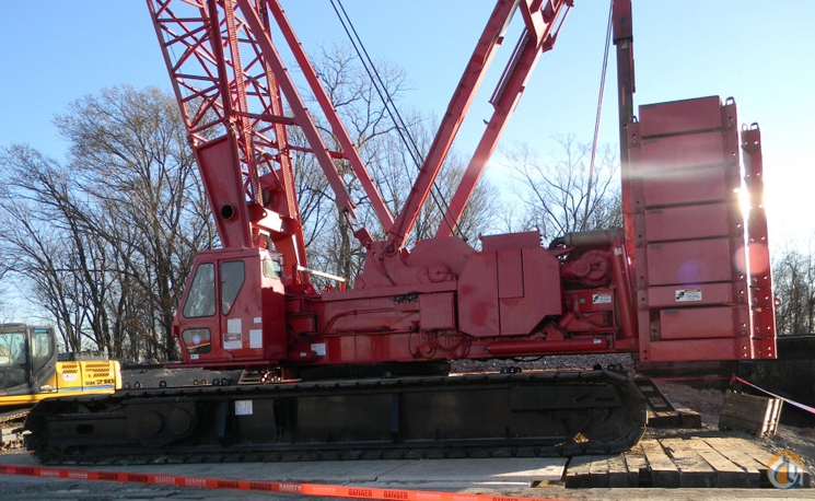 MANITOWOC M250 S3 300-TON CRAWLER CRANE Crane for Sale on CraneNetworkcom