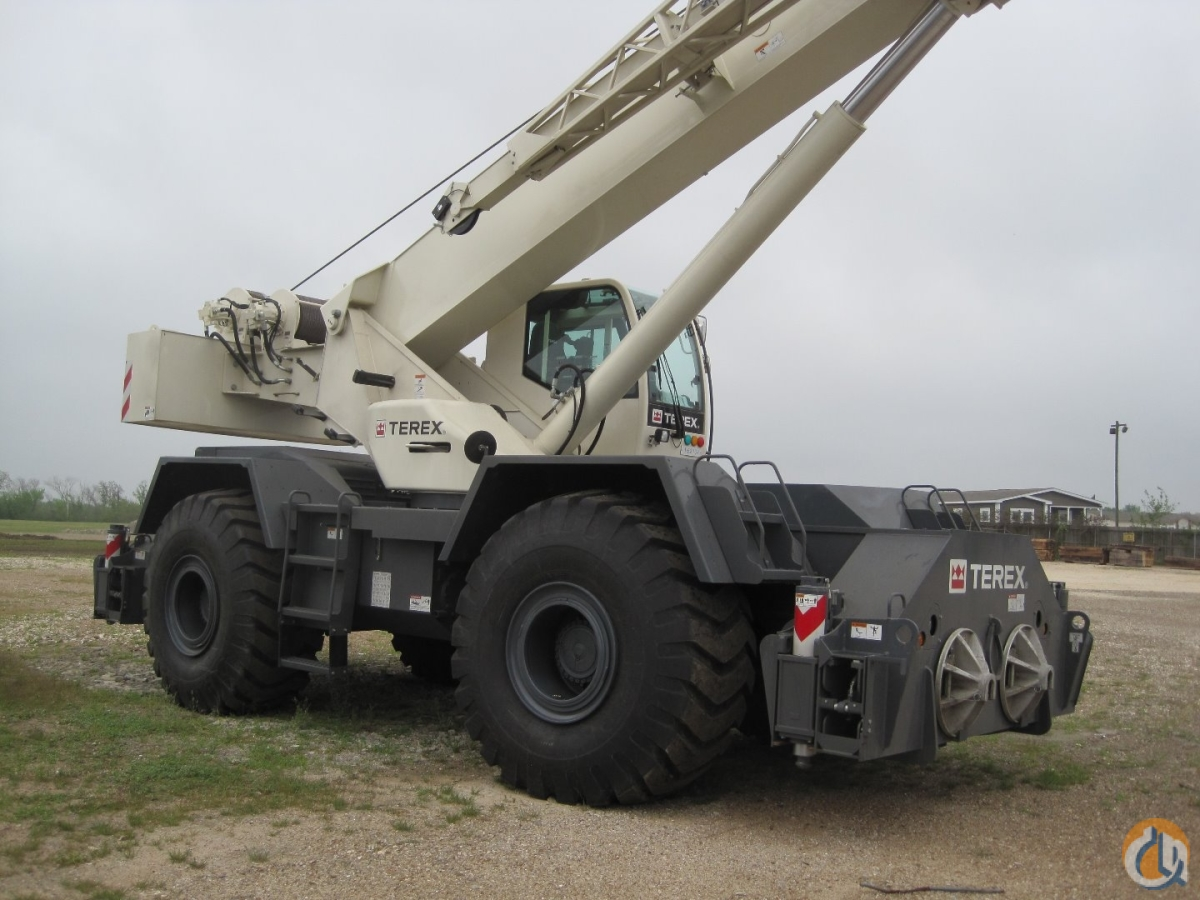 YR END ALE Take advantage of Sect179Bonus Depreciation TEREX PRICE REDUCED CALL US FOR HUGE AVING Crane for Sale or Rent in Houston Texas on CraneNetworkcom