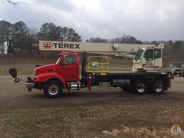 Sold 2009 Terex RS70100 Crane for  in Jasper Georgia on CraneNetwork.com