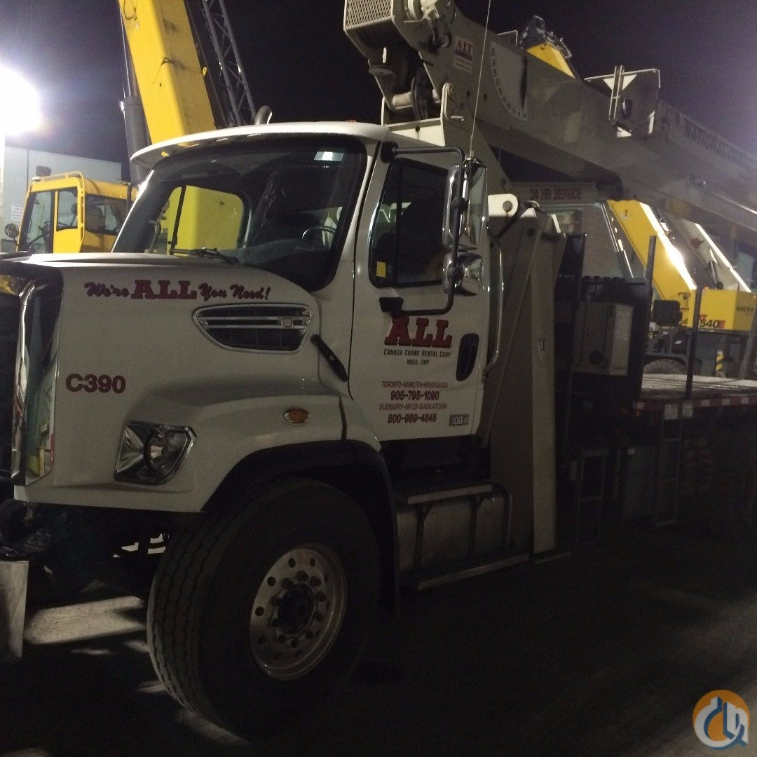2015 National 9103A Crane for Sale in Hamilton Ontario on CraneNetwork.com