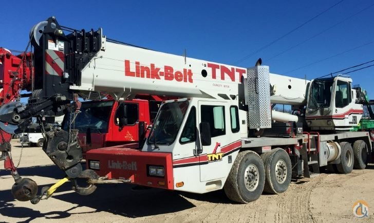 2010 Link-Belt HTC-8690 Crane for Sale in Fort Worth Texas on CraneNetwork.com