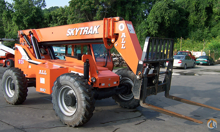 SkyTrak 8042 For Sale Crane for Sale in Cleveland Ohio on CraneNetworkcom