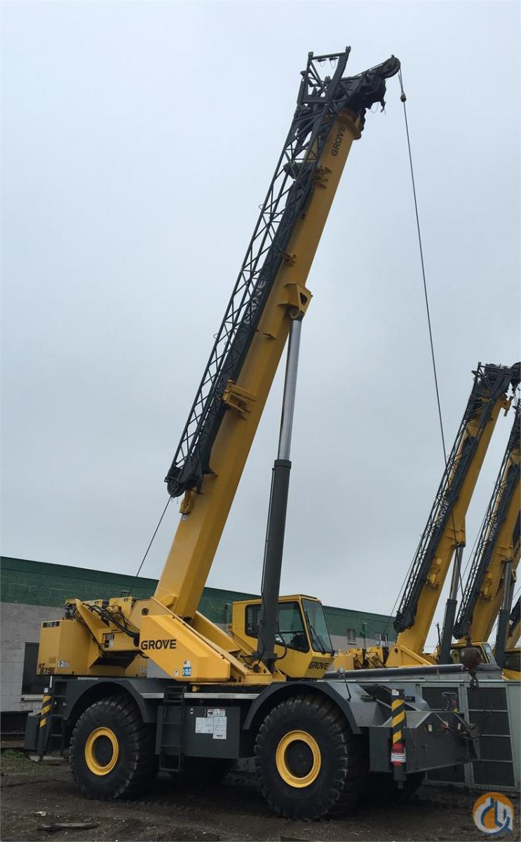 2006 GROVE RT875E Crane for Sale in Bloomington Minnesota on CraneNetwork.com