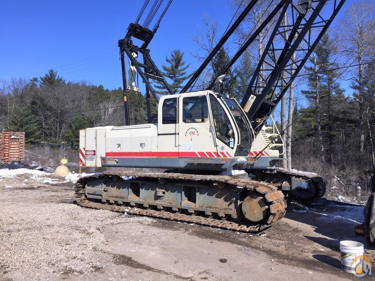 2002 Terex HC 80 Crane for Sale or Rent in Grand Rapids Michigan on CraneNetwork.com