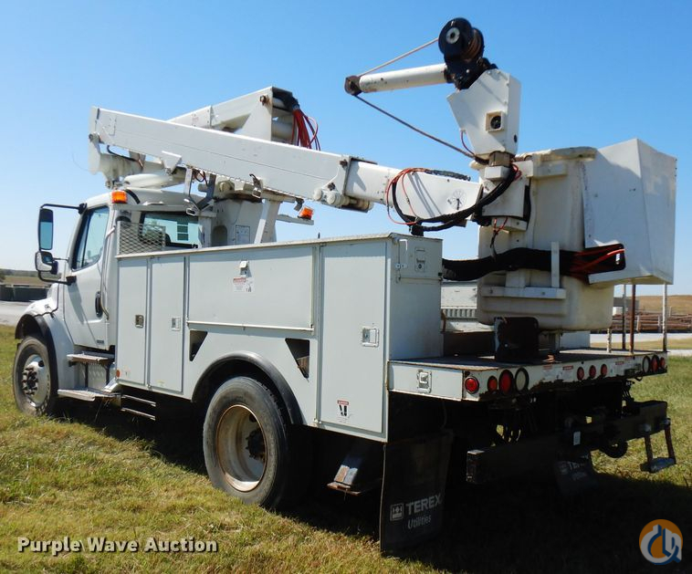2010 Freightliner Business Class M2 Crane for Sale in Vinita Oklahoma on CraneNetwork.com