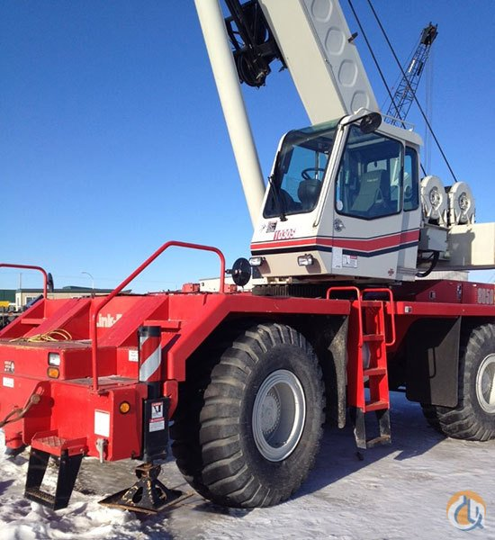 Link-Belt RTC8050II For Sale Crane for Sale in Saskatoon Saskatchewan on CraneNetworkcom