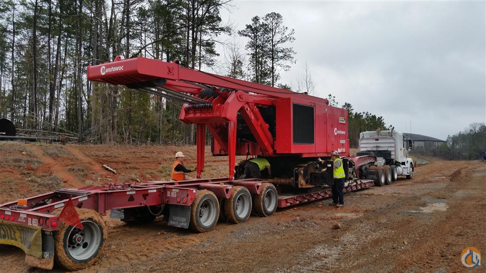 2015 MANITOWOC 14000 Crane for Sale in Union City Georgia on CraneNetwork.com