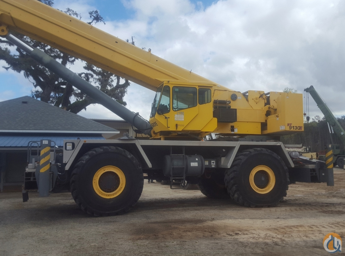2004 GROVE RT-9130E Crane for Sale or Rent in Holt Florida on CraneNetwork.com