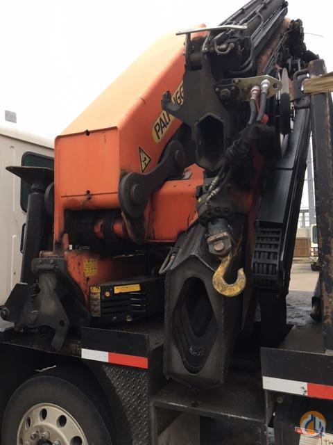 2005 PALFINGER PK72002-DPJ170-C Crane for Sale in Kansas City Kansas on CraneNetworkcom