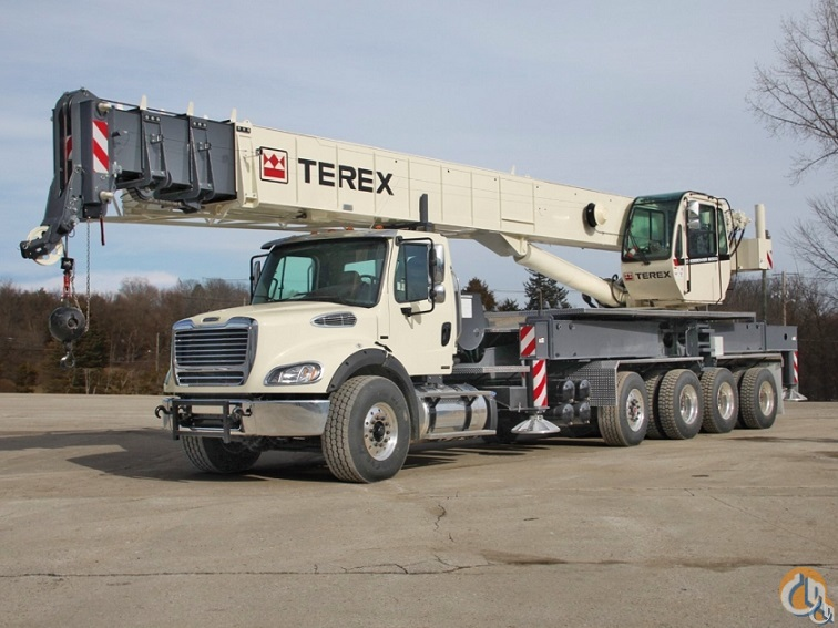 NEW 2017 TEREX CROSSOVER 6000 Crane for Sale in Oklahoma City Oklahoma on CraneNetwork.com