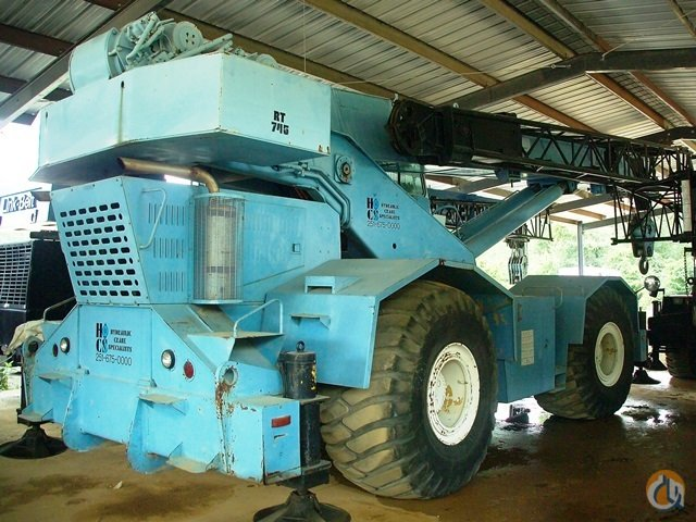 Grove RT745 Crane for Sale or Rent in Saraland Alabama on CraneNetwork.com