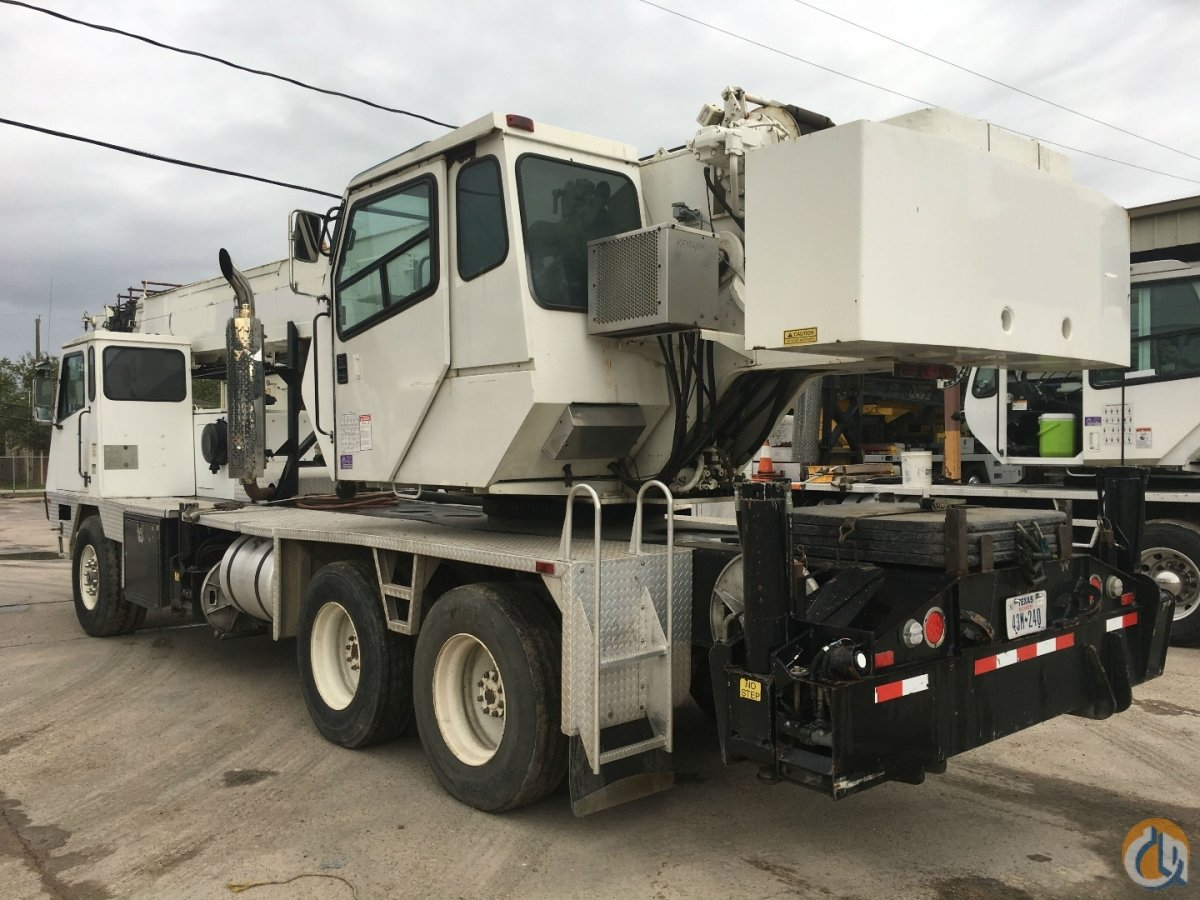 1999 TEREX T230 Crane for Sale in Houston Texas on CraneNetwork.com