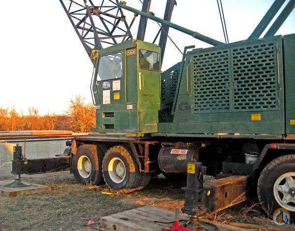 1991 Grove HL150T Crane for Sale in Gambrills Maryland on CraneNetwork.com