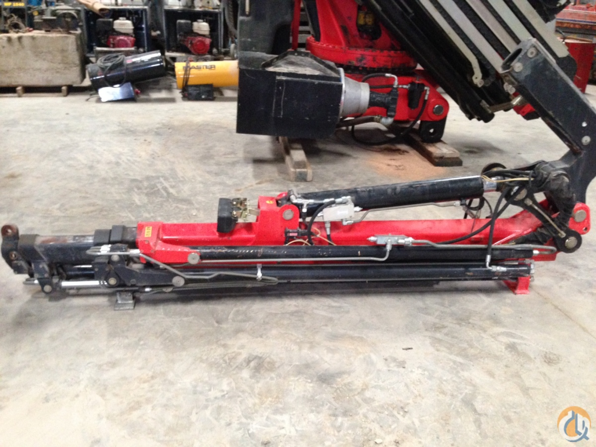 2008 Fassi F800 BXP28 Crane for Sale on CraneNetworkcom