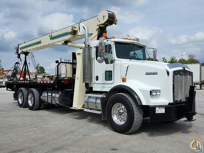 2004 National 8100D Crane for Sale in Cleveland Ohio on CraneNetworkcom