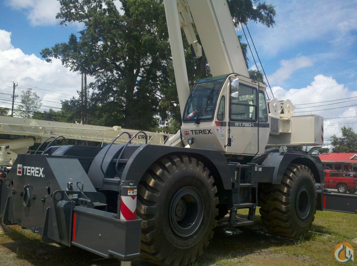 2012 Terex RT780 - ML Cranes  Equipment Crane for Sale in Charlotte North Carolina on CraneNetwork.com