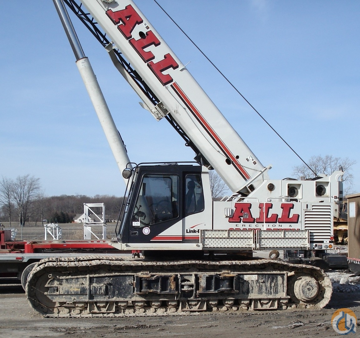Link-Belt TCC750 For Sale Crane for Sale in Columbus Ohio on CraneNetwork.com