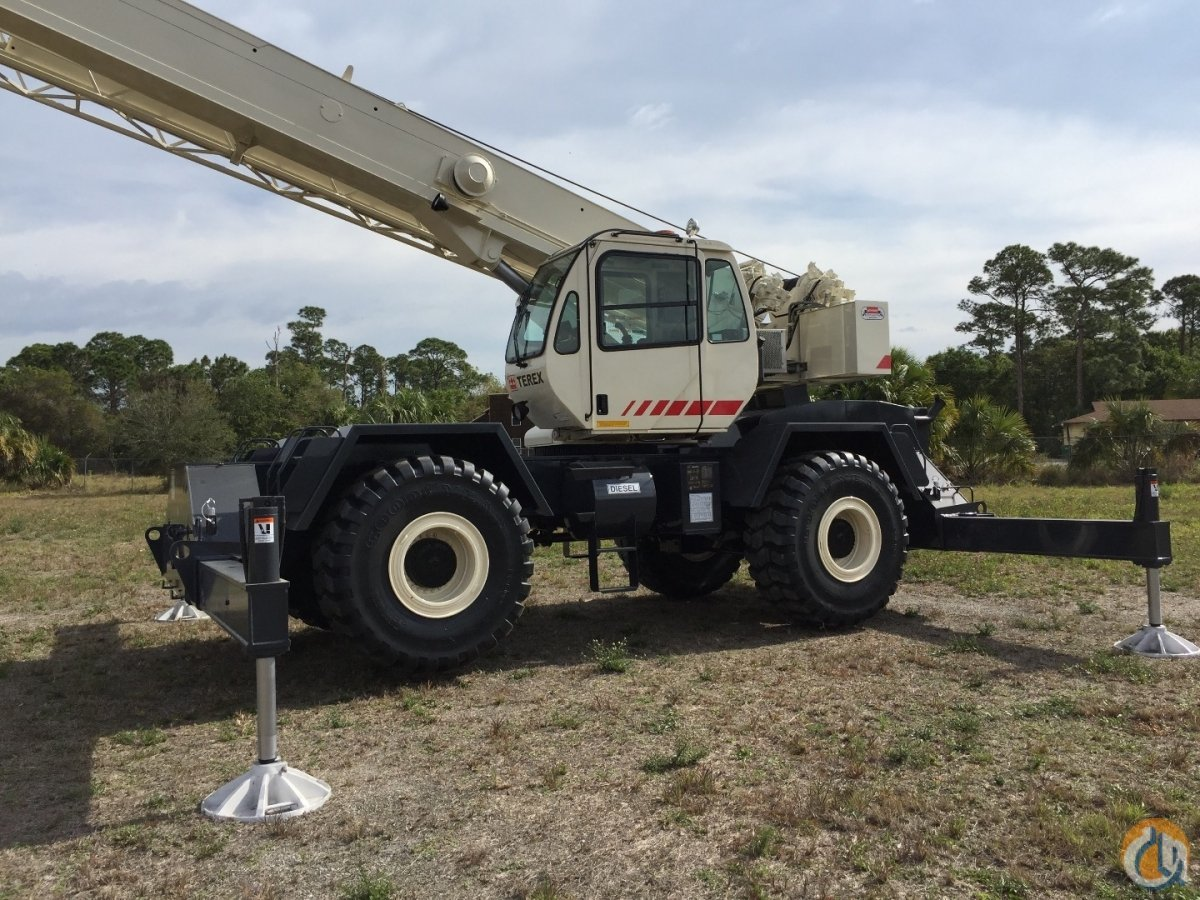 2005 TEREX RT335-1 35 TON RT FLORIDA Crane for Sale in Fort