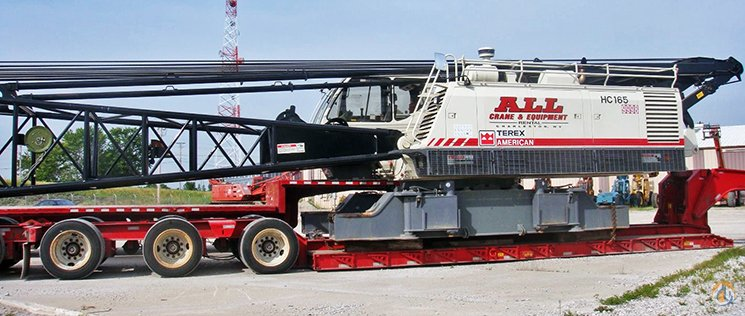 Terex HC165 For Sale Crane for Sale in Chicago Illinois on CraneNetwork.com