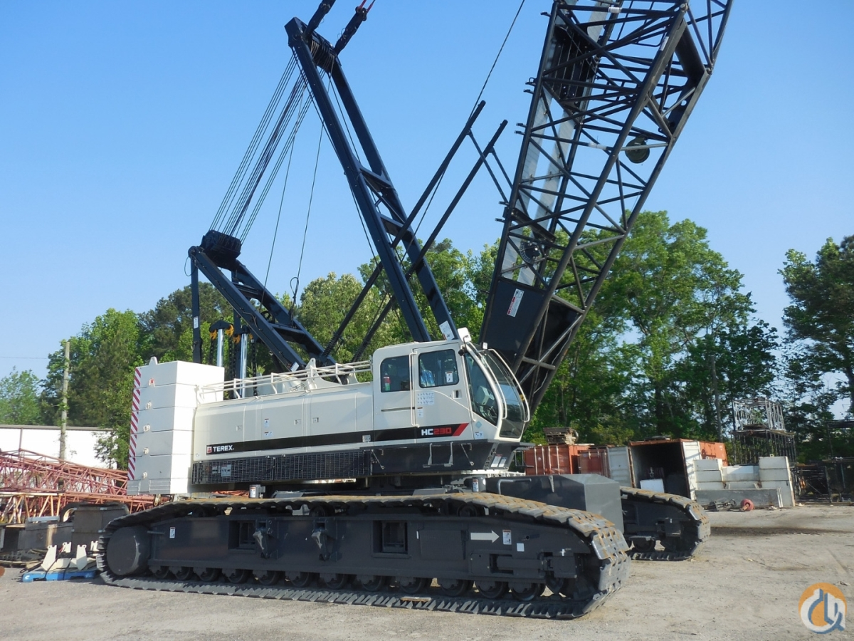 2014 TEREX HC-230 Crane for Sale or Rent in Savannah Georgia on CraneNetwork.com