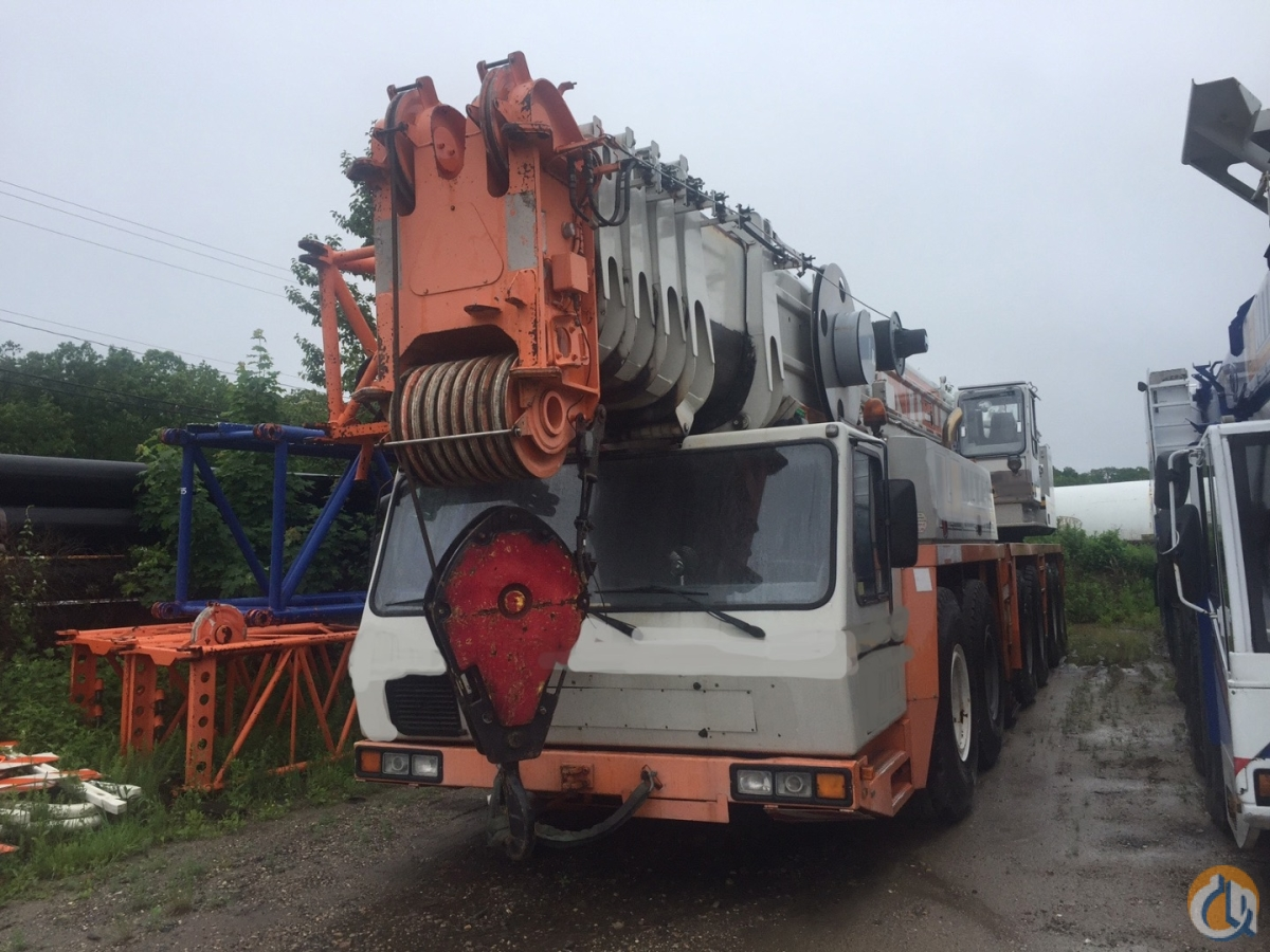 Grove GMK 6200220 ton 2000 Crane for Sale on CraneNetwork.com